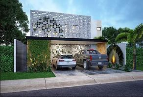 Foto de casa en condominio en venta en kilometro 7.5 carretera mérida-motul , conkal, conkal, yucatán, 0 No. 01