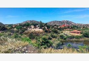 Foto de terreno habitacional en venta en km10 mexico 3 3, hacienda tecate, tecate, baja california, 13251421 No. 01