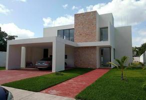 Foto de casa en venta en komchem 5962, komchen, mérida, yucatán, 0 No. 01