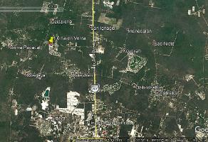 Foto de terreno comercial en venta en  , komchen, mérida, yucatán, 11590167 No. 01