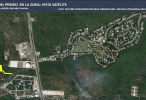 Foto de terreno habitacional en venta en  , komchen, mérida, yucatán, 12885500 No. 01
