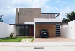 Foto de casa en venta en  , komchen, mérida, yucatán, 21128101 No. 01