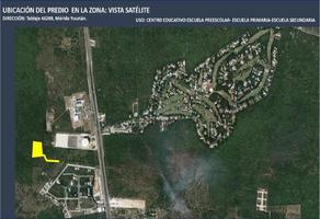 Foto de terreno comercial en venta en  , komchen, mérida, yucatán, 0 No. 01