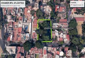 Foto de terreno habitacional en venta en kramer , atlántida, coyoacán, df / cdmx, 14100480 No. 01