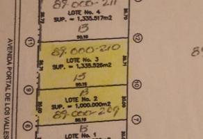 Foto de terreno habitacional en venta en  , la alianza sector t (p-24), monterrey, nuevo león, 12144487 No. 01