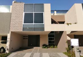 Foto de casa en condominio en venta en la antigua cementera , zona cementos atoyac, puebla, puebla, 6918185 No. 01