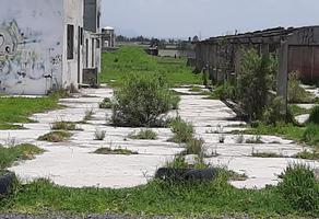 Foto de terreno habitacional en venta en  , la aviación, toluca, méxico, 0 No. 01
