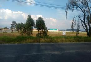 Foto de terreno habitacional en venta en  , la aviación, toluca, méxico, 6379615 No. 01