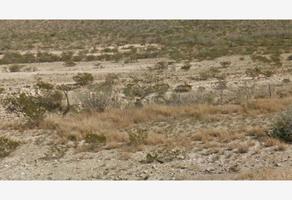 Foto de terreno habitacional en venta en  , la azufrosa, ramos arizpe, coahuila de zaragoza, 17673147 No. 01