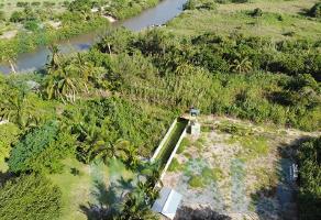 Foto de terreno habitacional en venta en  , la barra norte, tuxpan, veracruz de ignacio de la llave, 17108529 No. 01