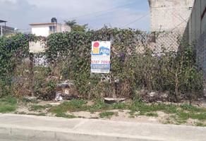 Foto de terreno habitacional en venta en la barranca , san cristóbal centro, ecatepec de morelos, méxico, 12182284 No. 01