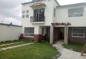 Foto de casa en venta en la besana , tecaxic, toluca, méxico, 15931518 No. 01