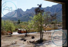 Foto de terreno habitacional en venta en  , la boca, santiago, nuevo león, 20254777 No. 01