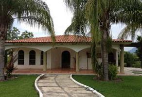 Foto de rancho en venta en  , la boca, santiago, nuevo león, 312217 No. 01