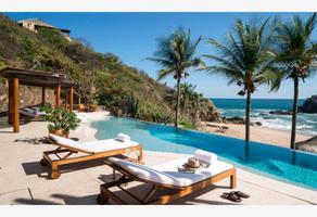 Foto de casa en venta en la bocana mls-dhu206, zona hotelera tangolunda, santa maría huatulco, oaxaca, 0 No. 01