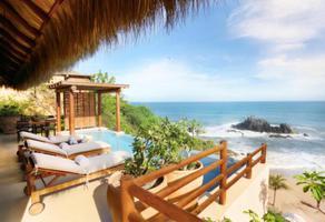 Foto de casa en venta en la bocana , zona hotelera tangolunda, santa maría huatulco, oaxaca, 0 No. 01