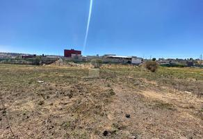 Foto de terreno habitacional en venta en la cabecera , la cabecera, almoloya de juárez, méxico, 0 No. 01