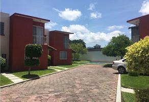 Foto de casa en condominio en venta en  , la calera, xochitepec, morelos, 0 No. 01
