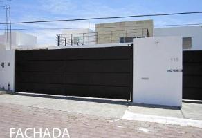 Foto de casa en renta en  , la cañada juriquilla, querétaro, querétaro, 11582831 No. 01
