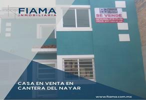 Foto de casa en venta en  , la cantera, tepic, nayarit, 13989623 No. 01