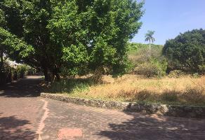 Foto de terreno habitacional en venta en  , la carolina, cuernavaca, morelos, 13613906 No. 01