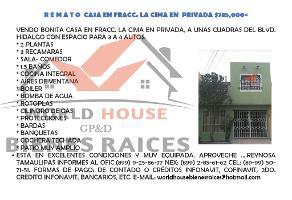 Foto de casa en venta en la cima , la cima, reynosa, tamaulipas, 0 No. 01