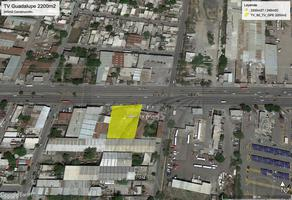 Foto de terreno comercial en venta en  , la comedia, guadalupe, nuevo león, 18072132 No. 01