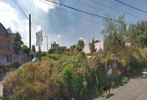 Foto de terreno habitacional en venta en  , la concepción, tláhuac, df / cdmx, 0 No. 01