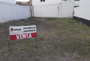 Foto de terreno habitacional en venta en la condesa , residencial el refugio, querétaro, querétaro, 0 No. 01