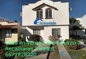Foto de casa en venta en  , la conquista, culiacán, sinaloa, 11813714 No. 01