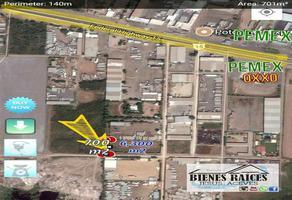 Foto de terreno habitacional en venta en  , la costera, culiacán, sinaloa, 11740181 No. 01