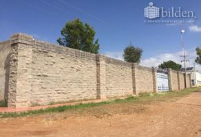 Foto de terreno habitacional en renta en la curva 100, 15 de mayo (tapias), durango, durango, 15058932 No. 01