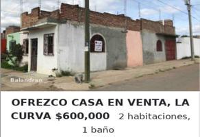 Foto de casa en venta en  , la curva, silao, guanajuato, 16660991 No. 01