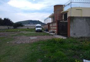 Foto de terreno habitacional en venta en la danza , santa cruz atzcapotzaltongo centro, toluca, méxico, 0 No. 01
