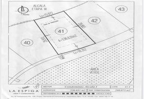 Foto de terreno habitacional en venta en la espiga , fray junípero serra, querétaro, querétaro, 18347264 No. 01