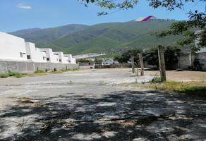Foto de terreno habitacional en renta en  , la estanzuela, monterrey, nuevo león, 0 No. 01