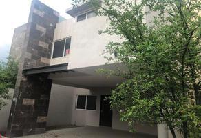 Foto de casa en renta en  , la fama, santa catarina, nuevo león, 7959311 No. 01