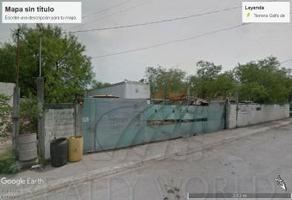 Foto de terreno habitacional en venta en  , la fe, san nicolás de los garza, nuevo león, 17331989 No. 01