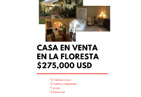 Foto de casa en venta en  , la floresta, chapala, jalisco, 6528184 No. 01