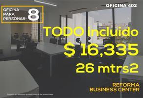 Foto de oficina en renta en la fragua 18, tabacalera, cuauhtémoc, df / cdmx, 0 No. 01
