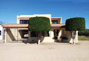 Foto de casa en venta en  , la fuente, la paz, baja california sur, 9420396 No. 01