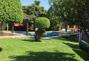 Foto de casa en renta en  , la hacienda de temixco, temixco, morelos, 11806455 No. 01