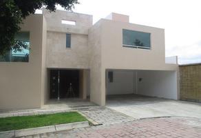 Foto de casa en venta en  , la hacienda, puebla, puebla, 14206310 No. 01