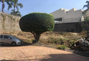 Foto de terreno habitacional en venta en  , la herradura, cuernavaca, morelos, 0 No. 01