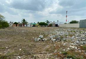 Foto de terreno habitacional en venta en  , la herradura ii, mérida, yucatán, 0 No. 01