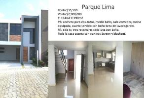 Foto de casa en renta en  , la isla lomas de angelópolis, san andrés cholula, puebla, 11179058 No. 01