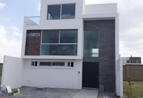 Foto de casa en venta en  , la isla lomas de angelópolis, san andrés cholula, puebla, 12195298 No. 01