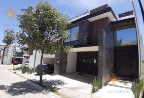Foto de casa en venta en  , la isla lomas de angelópolis, san andrés cholula, puebla, 16130643 No. 01