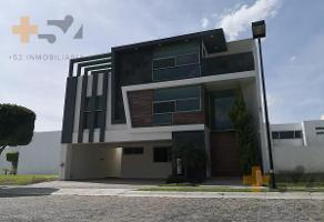 Foto de casa en venta en  , la isla lomas de angelópolis, san andrés cholula, puebla, 16130655 No. 01