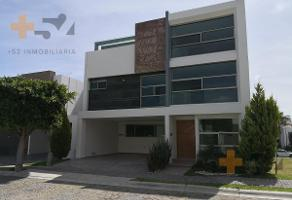 Foto de casa en venta en  , la isla lomas de angelópolis, san andrés cholula, puebla, 16130716 No. 01